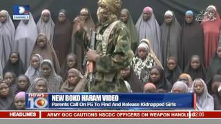 Download New Boko Haram Video: Parents Identify Daughter As Dorcas Yakubu Video