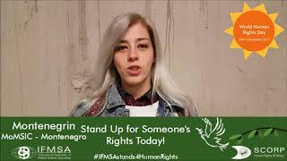 Download World Human Rights Day 2017 - Words Of Humanity Video