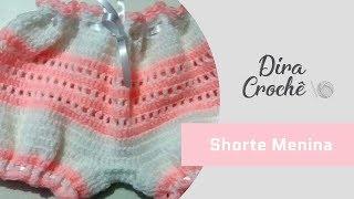 Download Short menina de crochê Video