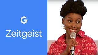 Download Woman, Power & Modern Feminism - Chimamanda Ngozi Adichie & Professor Mary Beard Video