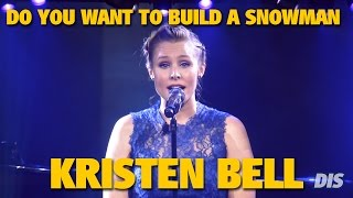 Download Kristen Bell sings ″Do You Want to Build a Snowman″ | 2015 D23 Expo Video