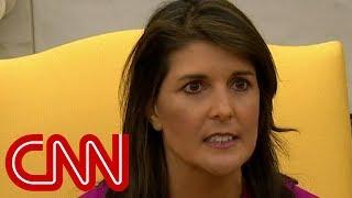 Download Nikki Haley announces resignation as UN ambassador Video
