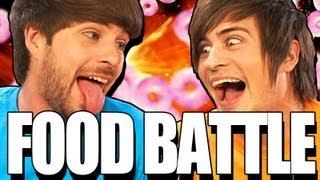 Download FOOD BATTLE 2012! Video