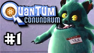 Download Quantum Conundrum Ep. 1 - Getting Started (HD) Video