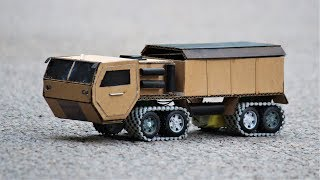 Download How to make a Battery truck at home Video