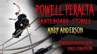 Download Powell Peralta Skateboard Stories - Andy Anderson Video
