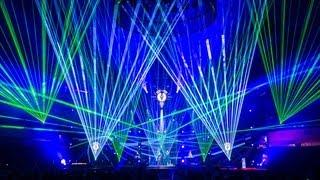 Download Lasershow zum Auftritt von ″VNV NATION″ beim LEA Award 2013 mit tarm Showlaser tarm.de Video