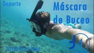 Download Máscara de buceo Review ESPAÑOL Video