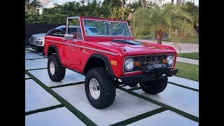 Download This $35,000 Old Ford Bronco is Only Getting More Expensive Video