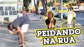 Download PEIDANDO NA RUA E PEDINDO DESCULPA!! (FU MALIGNA MANDOU 3) Video