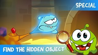 Download Find the Hidden Object Ep. 4 - Om Nom Stories: The Magic Lamp Video
