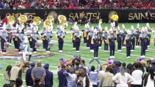 Download SOUTHERN UNIVERSITY HALFTIME BAYOU CLASSIC 2016 Video