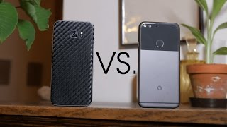 Download Google Pixel XL vs. Samsung Galaxy S7 edge | 2 Months Later! Video