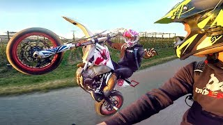 Download WE WILL NEVER STOP! | Supermoto is Freedom Video