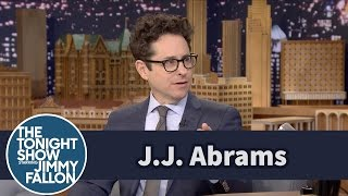 Download J.J. Abrams Broke His Back Trying to Rescue Harrison Ford Video