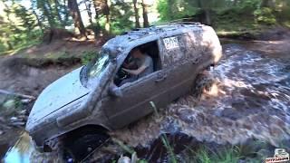 Download Река Морье после дождя, VW Touareg, Ford Ranger и другие (2 часть) Video