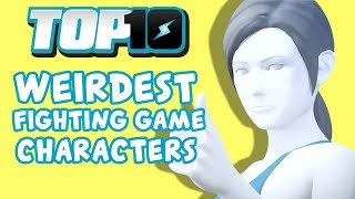 Download Top 10 Weirdest Fighting Game Characters Video