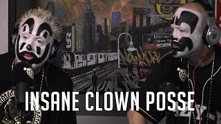 Download Insane Clown Posse Comes to Hot 97 to talk about Being Hip Hop, Tech N9ne, and the Gathering Video