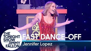 Download Fast Dance-Off with Jennifer Lopez Video