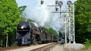 Download Norfolk and Western Class J 611: The Cavalier Video