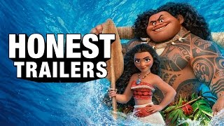 Download Honest Trailers - Moana Video