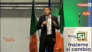 Download RENZI: IL NO NON ENTRA NEL MERITO, ALTRIMENTI VOTANO TUTTI SI' Video