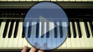 Download How to Play Set Fire To The Rain By Adele on Piano Video