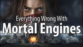 Download Everything Wrong With Mortal Engines In 13 Minutes Or Less Video