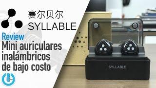 Download Syllable D900 Mini buena alternativa auriculares inalámbricos Video