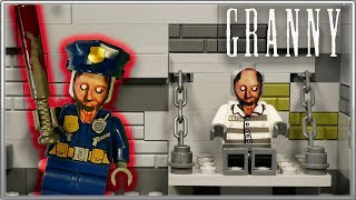 Download LEGO Мультфильм Granny 3 ″Побег″ / LEGO Stop Motion Granny 3 Video