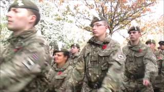 Download Cardiff Remembrance day parade 2016 Video