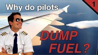Download Why do PILOTS DUMP FUEL??? Explained by CAPTAIN JOE Video