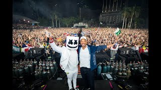 Download MARSHMELLO Live At Ultra Music Festival Miami 2018 Video