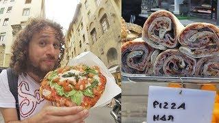 Download Probando pizzas REALMENTE ITALIANAS   Gran diferencia! Video