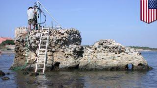 Download Ancient Roman concrete recipe: Seawater is the secret ingredient, says US researchers - TomoNews Video