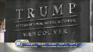Download Anti-Trump Solidarity in Vancouver Video