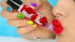 Download DIY Lava Lamp Lip Gloss! Video