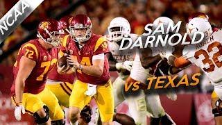 Download Sam Darnold Highlights vs Texas // 28/49 397 Yards, 3 TDs // 9.16.17 Video