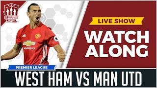 Download WEST HAM UNITED VS MANCHESTER UNITED LIVE STREAM WATCHALONG Video