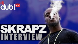 Download Skrapz Interview - Making transition from streets to music, 'Different Cloth' album, Video