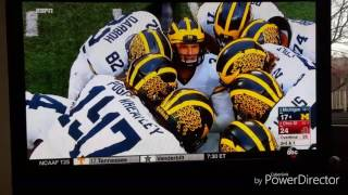 Download Michigan Vs Ohio State OT Reaction 11-26-2016 Video