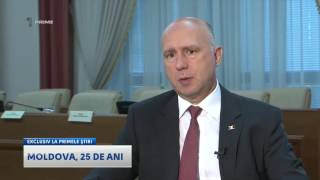 Download Moldova, 25 de ani. Interviu cu prim-ministrul Pavel Filip Video