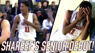 Download Shareef O'Neal Goes Down Hard AGAIN Saving Game! 31 POINT SENIOR DEBUT in BATTLE VS Beverly Hills Video