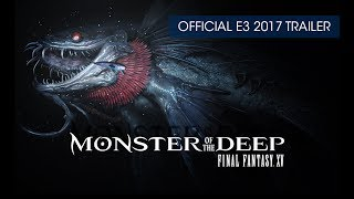 Download Monster of the Deep: Final Fantasy XV (PSVR) Official Teaser Trailer (with subtitles) Video