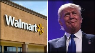 Download WALMART JUST CAVED IN TO TRUMP WITH HISTORIC ANNOUNCEMENT THAT MADE 10,000 AMERICANS CHEER! Video