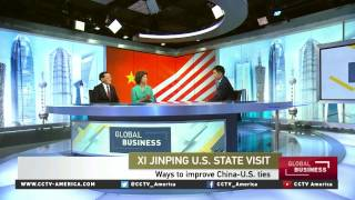 Download Elaine Chao and James Chao talks to CCTV about China-US relationship Video