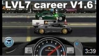 Download Drag Racing win level 7 career Pagani Zonda R with 1 tune setup V1.6 Video