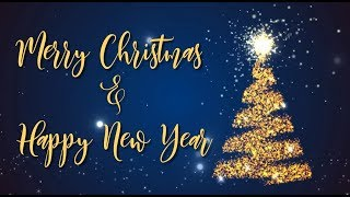 Download Merry Christmas & Happy New Year 2019 Video