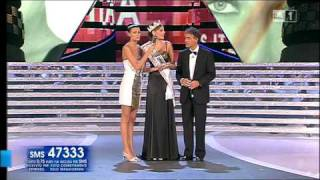 Download Cristina Chiabotto e Maria Perrusi - Miss Italia nel Mondo 2010 Video