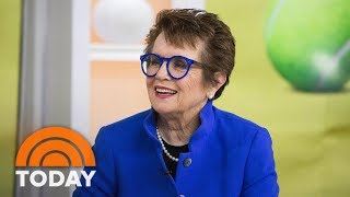 Download Billie Jean King On 'Battle Of The Sexes': Bobby Riggs 'Was One Of My Heroes' | TODAY Video